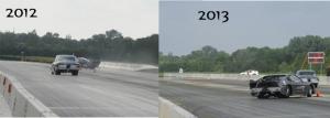 taunus vs fiero 2012 and 2013