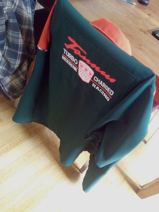 New team shirts